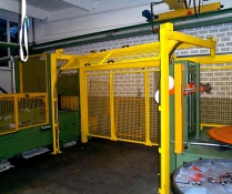 Instalación de puertas y portones especiales