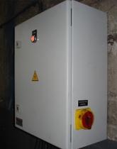 Fabricación e instalación de cuadro eléctrico con marcado CE