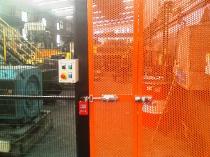 Puertas con botonera, micros robustos y sistemas de llaves