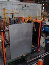 Diseño, fabricación y montaje de puerta anticalórica