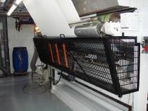 Diseño, fabricación y montaje de protecciones abatibles en  máquinas de huecograbado